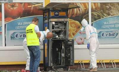 Szajka wysadzająca bankomaty w rękach policji. Działali w całej Europie