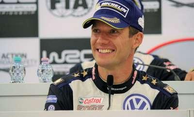 Sébastien Ogier najszybszy na odcinku testowym