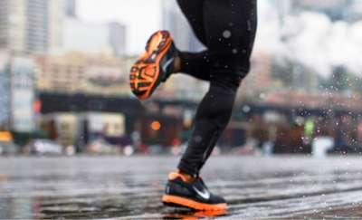 Jak biegać w czasie deszczu?