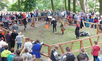XVIII Turniej Rycerski na zamku w Nidzicy