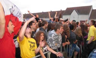 Koniec rocka w Węgorzewie!
