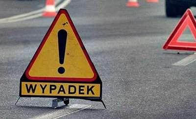 Wypadek na DK 7. Droga była zablokowana