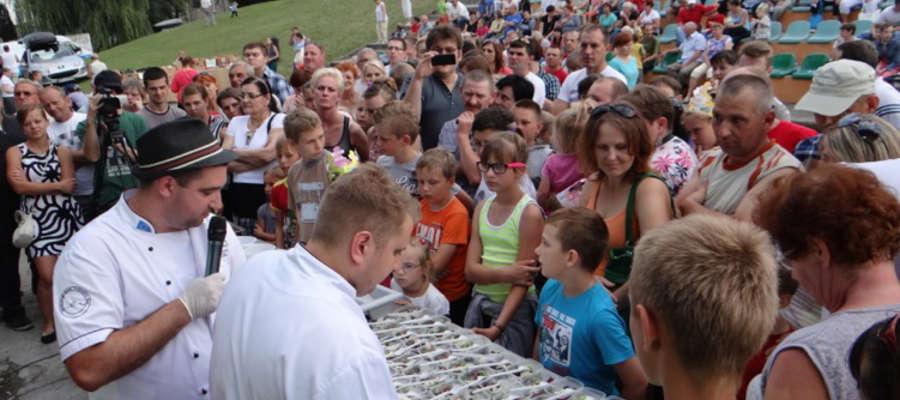 Co roku Święto Gęsi w Biskupcu Pomorskim odwiedzają tłumy gości