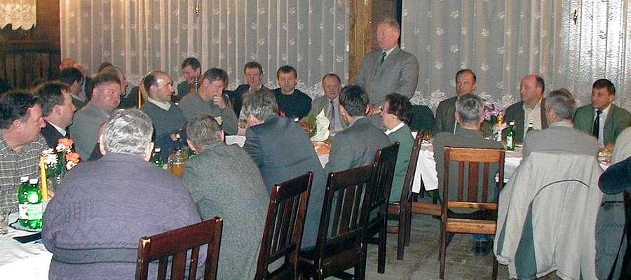 Kiedyś sale na walnych zebraniach w Motorze (na zdjęciu spotkanie w grudniu 2007r.) zapełniały się po brzegi - jak będzie tym razem?
