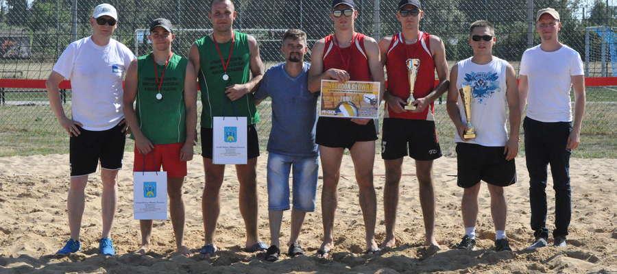 Finaliści turnieju Żuro Cup