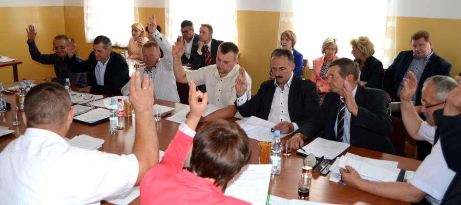 Radni nie zgodzili się na podwyższenie opłat za wodę