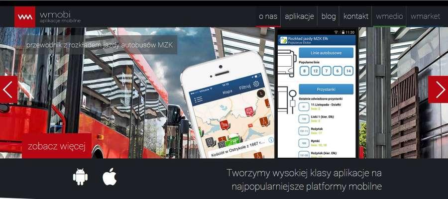 Wmobi.pl. Włosi zachwycili się naszą aplikacją