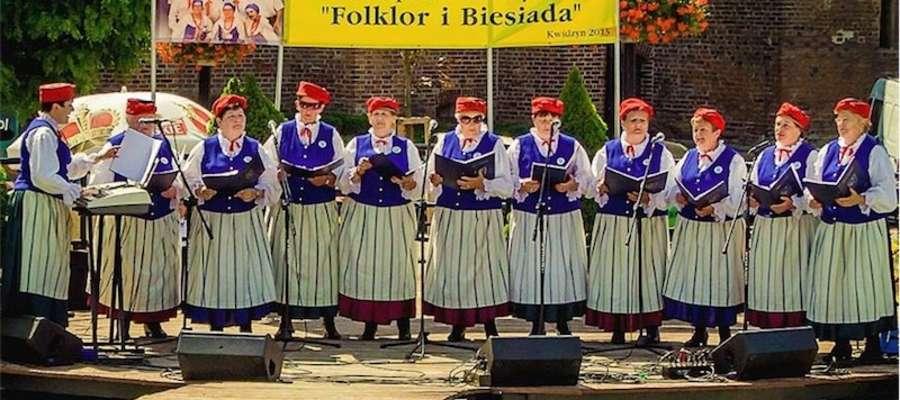 """Zespół """"Anibabki"""" zaśpiewał w Kwidzynie"""