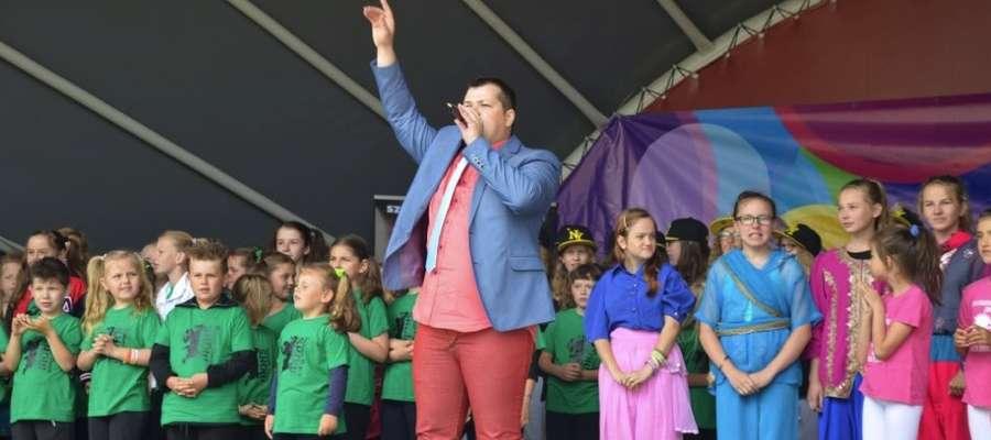 II Festiwal Tańca Remmic Dance Stage odbył się w amfiteatrze w Kisielicach
