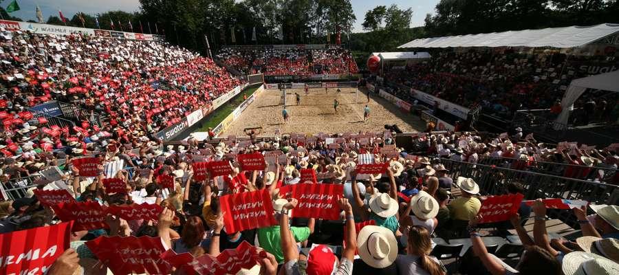Tym razem Grand Slam czeka nas w Olsztynie