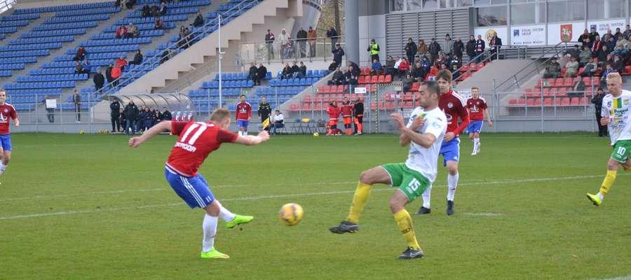 Pierwsze ligowe spotkanie na własnym stadionie w nowym sezonie Sokół zagra w 3. kolejce