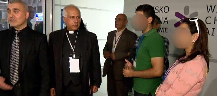 W piątek do Polski przyleciało 50 chrześcijańskich rodzin uchodźców z objętej wojną Syrii
