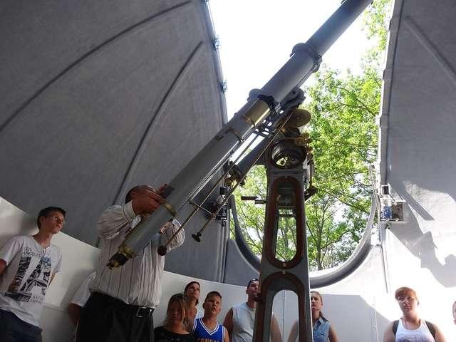 Park Astronomiczny we Fromborku. Obserwuj niebo i poznaj historię astronomii - full image