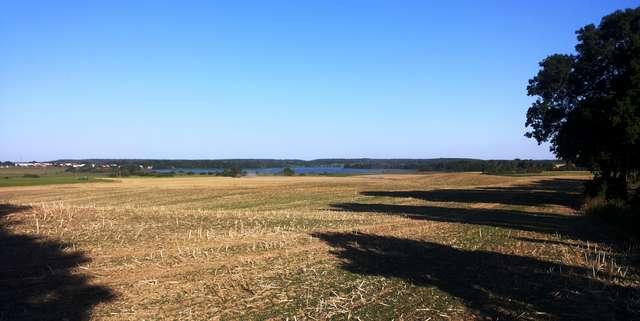 Widok na jezioro Linowskie