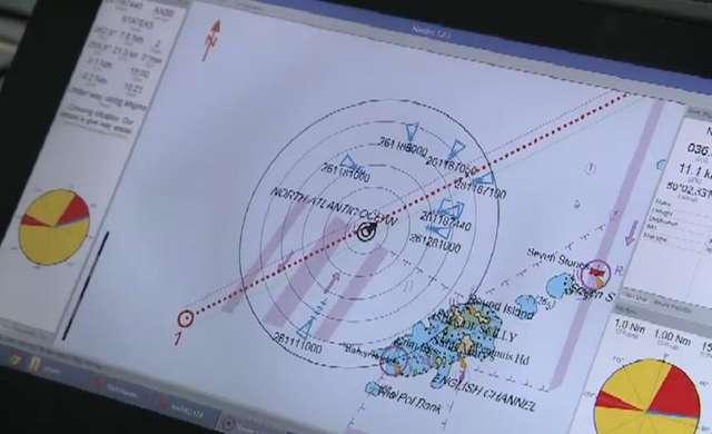 Nowatorski system pomoże nawigatorom statków uniknąć kolizji - full image