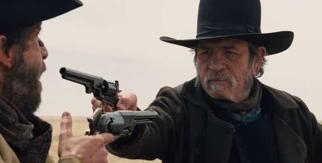 Tommy Lee Jones w filmie Eskorta w kinach od 7 sierpnia - full image