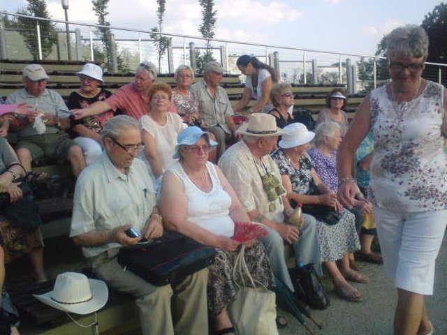Seniorzy z powiatu piskiego na 21. Festiwalu Kultury Kresowej - full image