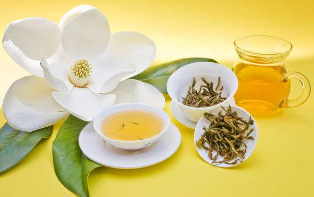 Zielona herbata, czyli samo zdrowie - full image