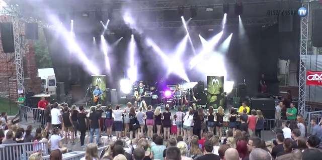 Coma i Messa w Olsztynie. Zobacz nagranie z koncertu - full image