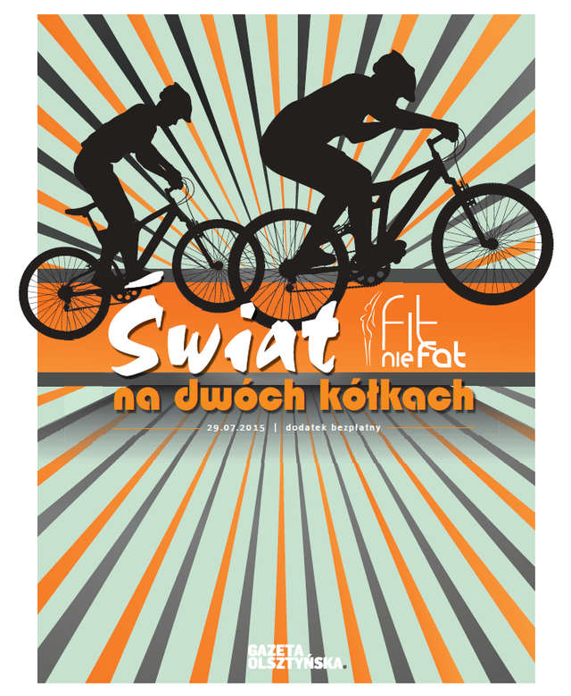 Świat na dwóch kółkach - pobierz bezpłatny magazyn dla rowerzystów!