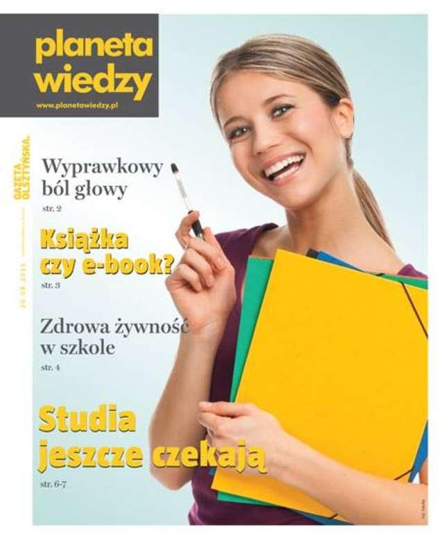 Najnowszy numer Planety Wiedzy już w środę z Gazetą Olsztyńską  - full image
