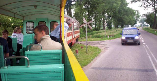 Żuławska kolej wąskotorowa rusza w trasę - full image