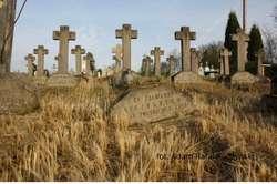 Cmentarz w miejscowości Podświle (biał.Падсвілле)