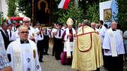Czarna Madonna odwiedziła Powiat Żuromiński