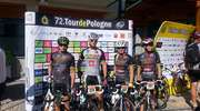 Tour de Pologne dla Amatorów Bukowina Tatrzańska 2015r.