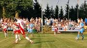 Ełkaesiacy rozprawiają się z Błękitnymi. W Raciążu ruszyła III liga! [FOTO]