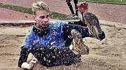 Marcin skoczył po brązowy medal!