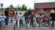 Olszewo-Borki: Mieszkańcy wspólnie pożegnają lato na rowerkach