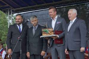 Karol Okrasa honorowym obywatelem Gminy Rybno