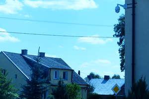 Mieszkańcy Janowca Kościelnego żyją pod okiem kamer