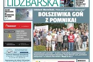 Gazeta Lidzbarska już dziś w kioskach!