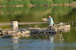 W rzece Bug odkryto wrak ponad 100-letniego parowca prawdopodobnie z Elbląga