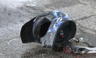 21-letni motocyklista zginął na miejscu w wypadku pod Ostródą