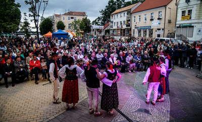 Góralska zabawa w Mikołajkach
