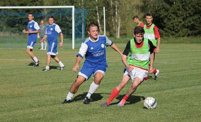 Cresovia pokonała Redutę w meczu kontrolnym