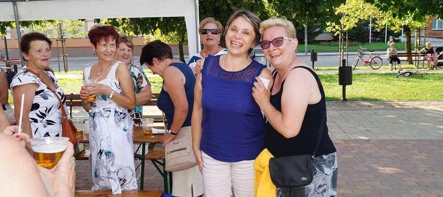 Spotkania seniorów odbywają się w sierpniowe piątki