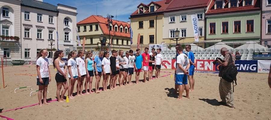Zawody w Płocku cieszyły się dużą popularnością