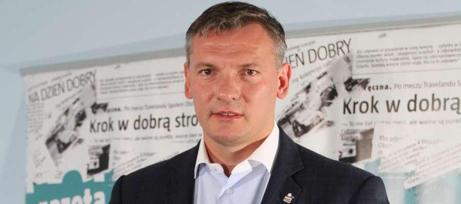 Paweł Papke mówi, że konkurencja w Olsztynie na pewno będzie bardzo duża,  Amerykanie i Brazylijczycy mają doskonałe pary, ale liczy przynajmniej na jedną zdobycz medalową Polaków