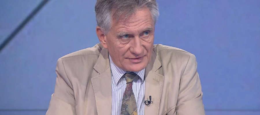 Piotr Woźniak, były minister gospodarki