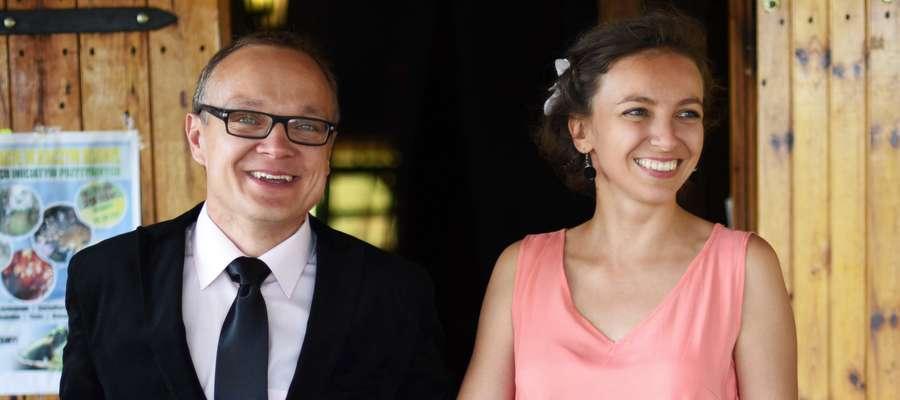 Kamila i Misiek od 10 lat opiekują się Kaczym Bagnem