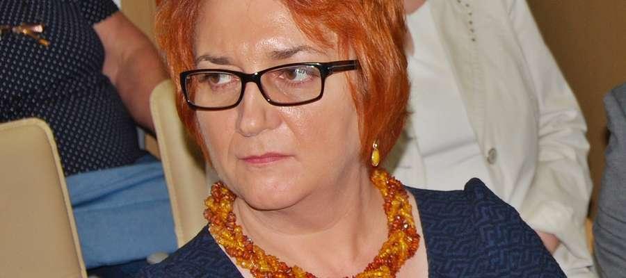 Iwona Zdunek (na zdjęciu) wybrała nową wicedyrektorkę Gimnazjum nr 1 w Płońsku. Została nią Kinga Rogowska