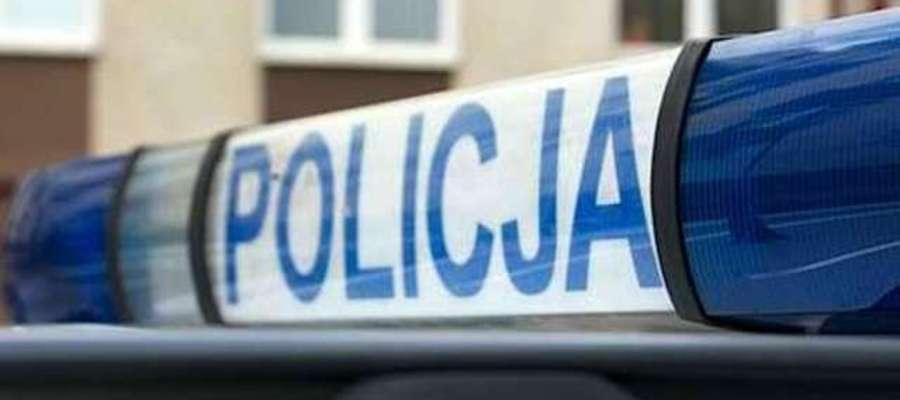 Tym razem policjantów wyręczył kierowca z województwa łódzkiego