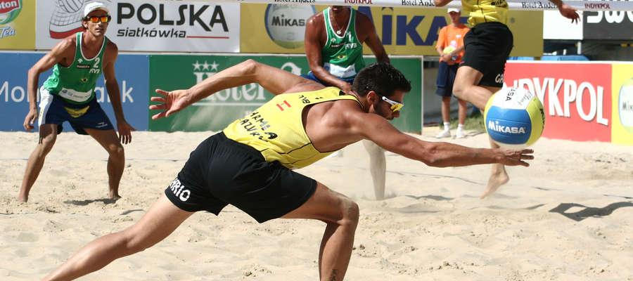 Kibiców czeka prawdziwe święto siatkówki plażowej, ponieważ do stolicy Warmii i Mazur przyjadą najlepsi sportowcy z całego świata.