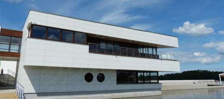 Port śródlądowy w Iławie nad Jeziorakiem został otwarty w lipcu tego roku.