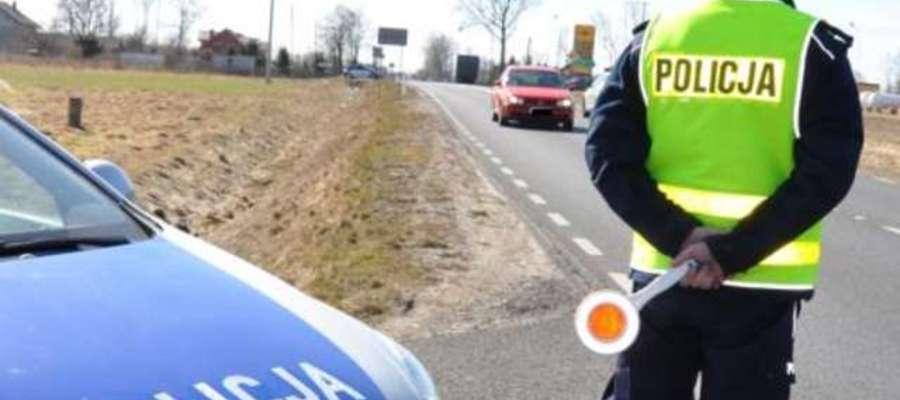 Nad bezpieczeństwem na drogach będzie czuwała większa liczba policyjnych patroli