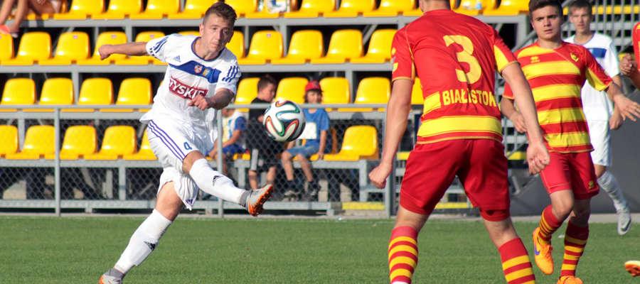 W meczu 3. kolejki obecnego sezonu gracze Jagiellonii II przegrali z Olimpią w Elblągu 1:5. Nam wystarczyłoby skromniejsze zwycięstwo.